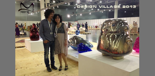 design village / crocus expo